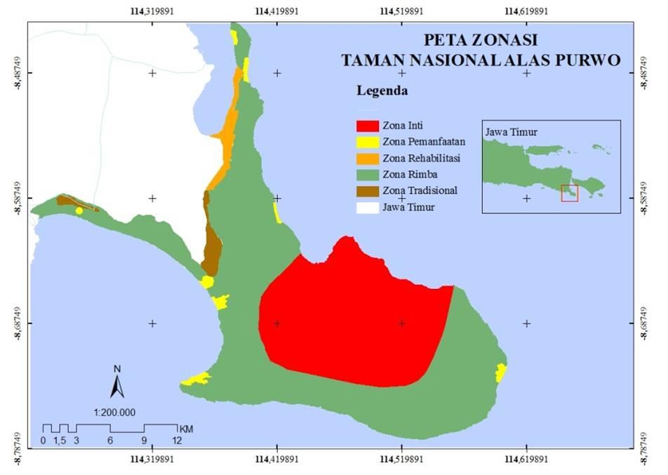 Zonasi Taman Nasional 39
